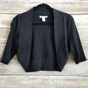 White House Black Market women's shrug